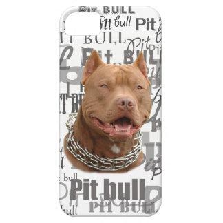 Pitbull Funda Para iPhone SE/5/5s