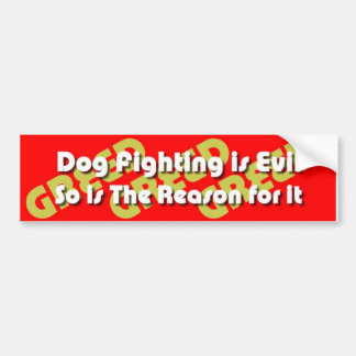 Pitbull Good Image3 Bumper Sticker