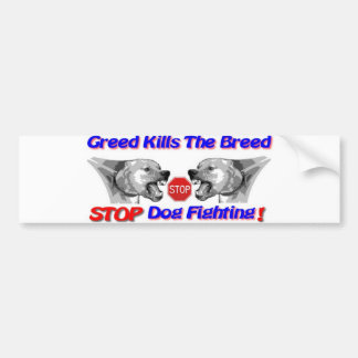 Pitbull Good Image Bumper Stickers