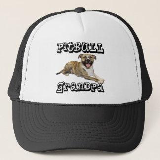 PitBull Grandpa - Tigger Trucker Hat