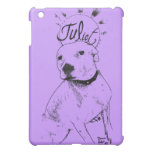 Pitbull Illustration Case For The iPad Mini
