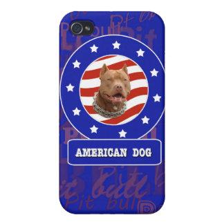 Pitbull  iPhone 4 case