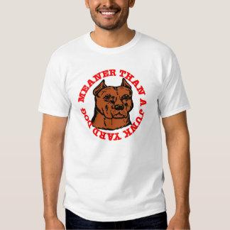 Pitbull Junkyard Dog más malo Poleras