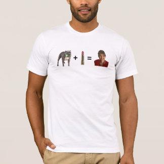 Pitbull + La camiseta de los hombres ligeros del