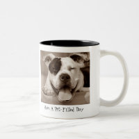 Pitbull Lovers Mug