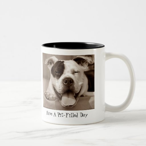 Pitbull Lovers Mug