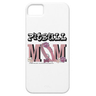 Pitbull MOM iPhone SE/5/5s Case