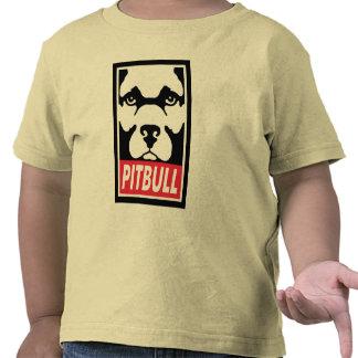PITBULL - niño Camiseta