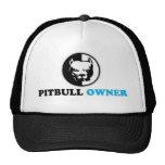 pitbull owner trucker hat