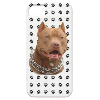 Pitbull paws iPhone SE/5/5s case