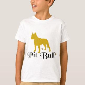 PITBULL PAWS T-Shirt