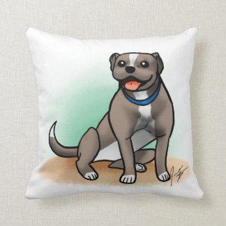 Pitbull Pillow