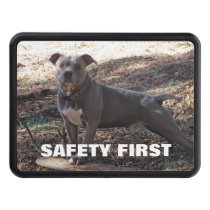 Pitbull Safety First Hitch Cover