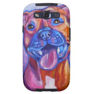 Pitbull Smile Case-Mate Samsung Galaxy S3 Vibe Samsung Galaxy SIII Covers