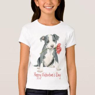 Pitbull subió tarjeta del día de San Valentín Playera