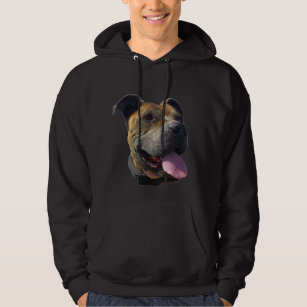 5dac1b0f Pitbull Hoodies & Sweatshirts | Zazzle