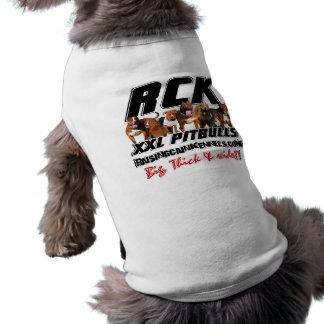 PITBULL T SHIRT FOR DOGS, DOG PITBULL APPAREL
