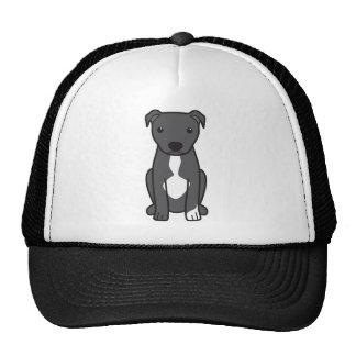 Pitbull Terrier americano (oídos naturales) Gorras