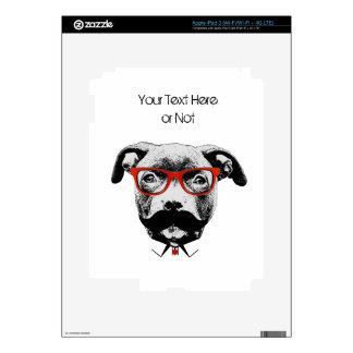 Pitbull Terrier del inconformista iPad 3 Skin