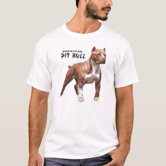 pitbull White Tee