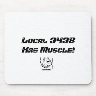 ¡pitbullafge4, músculo local 3438Has! Alfombrilla De Raton