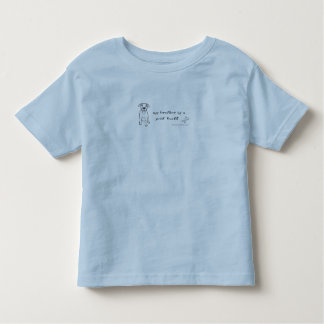 PitBullFullBodyWtBrother Toddler T-shirt