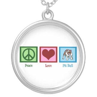 Pitbulls del amor de la paz joyerías