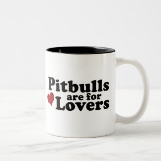Pitbulls está para los amantes tazas