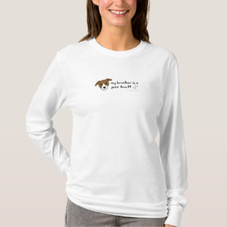 PitBullTanWhiteBrother T-Shirt