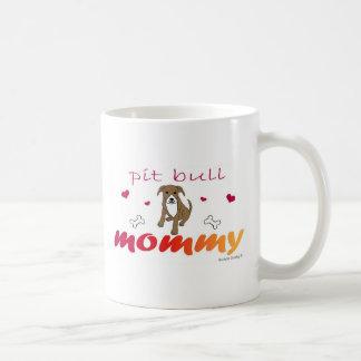 PitBullTanWtMommy Coffee Mug