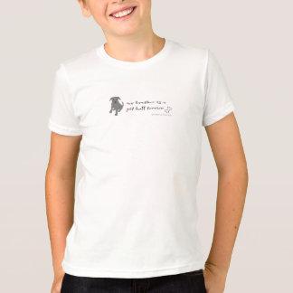 PitBullTerrierGrBrother T-Shirt