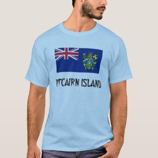Pitcairn Island Flag T-Shirt