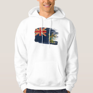Pitcairn Islands Flag Hoodie