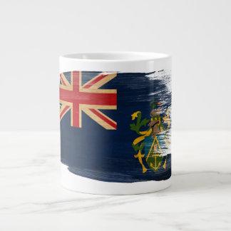 Pitcairn Islands Flag Large Coffee Mug