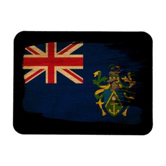 Pitcairn Islands Flag Magnet