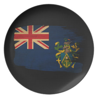 Pitcairn Islands Flag Party Plates