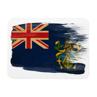 Pitcairn Islands Flag Rectangular Photo Magnet
