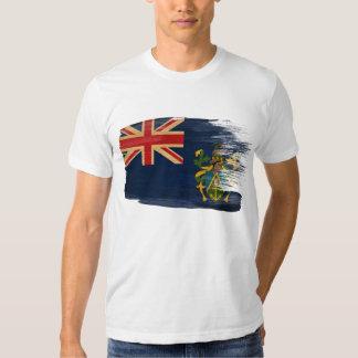 Pitcairn Islands Flag T-Shirt