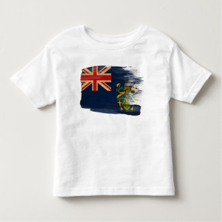 Pitcairn Islands Flag Toddler T-shirt
