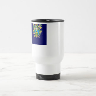 Pitcairn Islands Flag Travel Mug