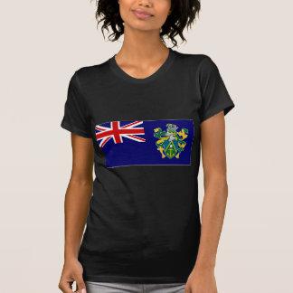Pitcairn Islands National Flag T-shirt