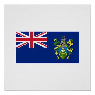 Pitcairn Islands Posters