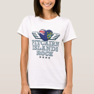 Pitcairn Islands Rocks v2 T-Shirt