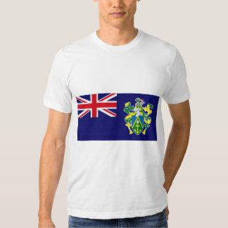 Pitcairn Islands's Flag Shirt