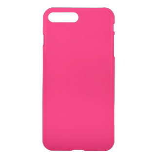 Pitcairn Pink-Rose-Hot Pink-Tropical Pink iPhone 8 Plus/7 Plus Case