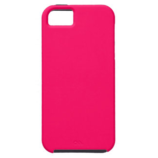 Pitcairn Pink-Rose-Hot Pink-Tropical Pink iPhone SE/5/5s Case