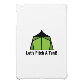 Pitch A Tent iPad Mini Cover