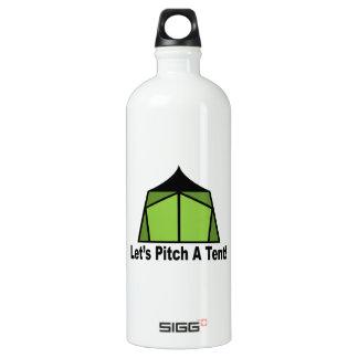 Pitch A Tent SIGG Traveler 1.0L Water Bottle