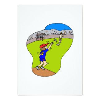 pitch card