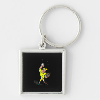pitch it keychain